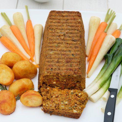 The 25 best vegan nut roast ideas on pinterest vegetarian roast vegan nut roast recipe from the vegetarian society forumfinder Images