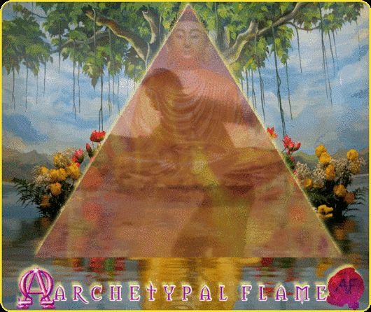 #archetypal #flame #osho #Ζορπάς #Βούδας #αγάπη #φως #agape #fos #gif #GIFS    Archetypal Flame - Zorba