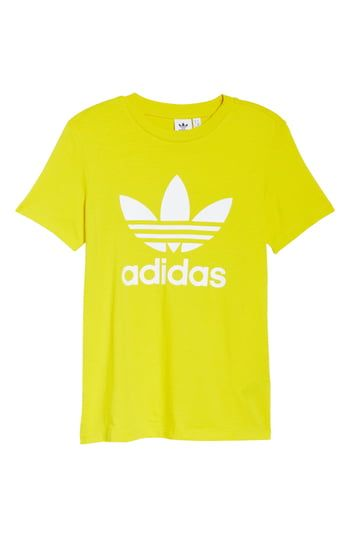 Enjoy exclusive for adidas Trefoil Tee online