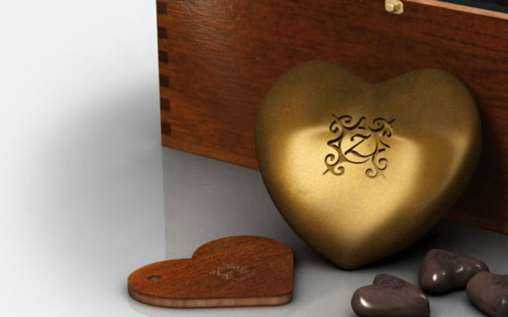 Today we present you the making of our 4-inch wide #chocolate hearts. Prepare to be amazed! 		 			 http://vimeo.com/52830858