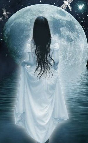 moon maiden , the moon is my friend as well it's funny but, when the full moon is out I feel great , stronger the same with Blood moons ..I guess the Moon Maiden is my girl .