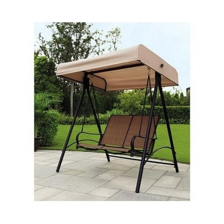 sling patio swing 2