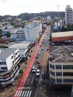 Rua Curitiba