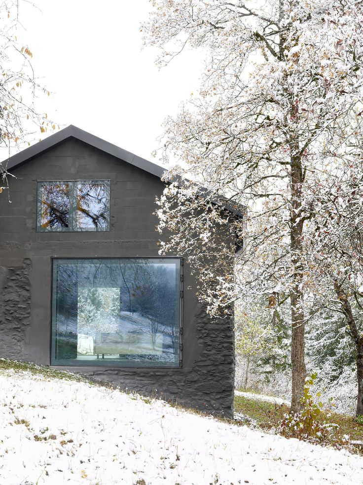 Gallery - Savioz House / Savioz Fabrizzi Architectes - 4