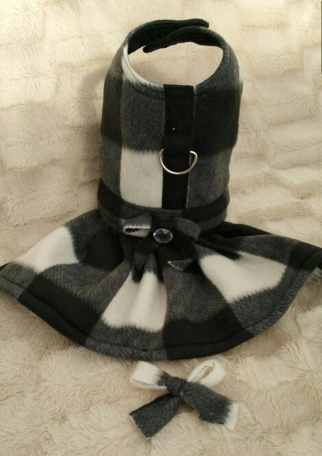 Harness dress for sale in Pixies Posh Pets on fb