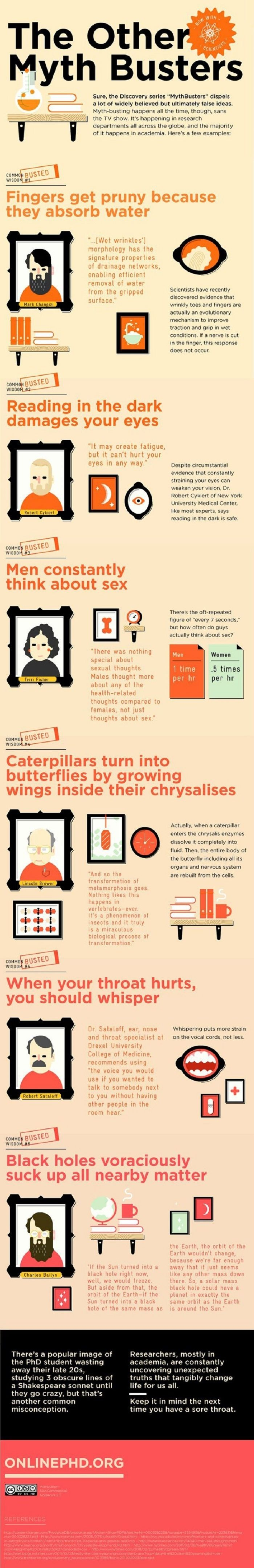 13 Best Science Activities Websites Images On Pinterest Connecting Batteries In Series Experiment Educationcom The Other Mythbusters Infographic