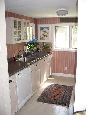 Compact, Stylish Cape Cod kitchen Barnstable, Cape Cod vacation rental on WeNeedaVacation.com ID 12264