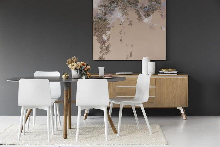 Sketch Roski Rectangular Dining Table