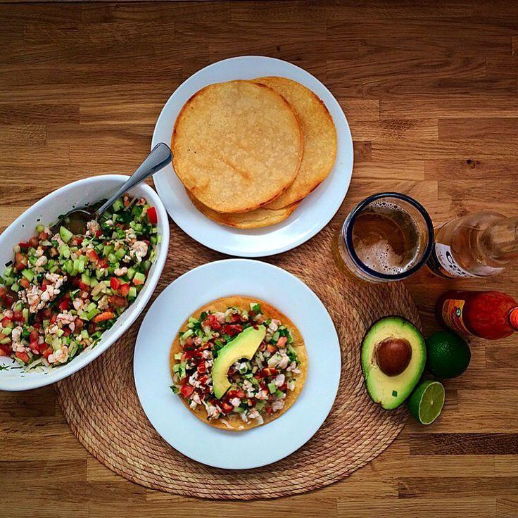 Ceviche de Pescado Estilo Sinaloa (Fish Ceviche Sinaloa Style)   Mexican Food Memories