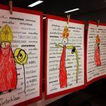 Mooie Sinterklaas tekeningen Trots op mijn kleuters Juf Groep ThemaSinterklaas