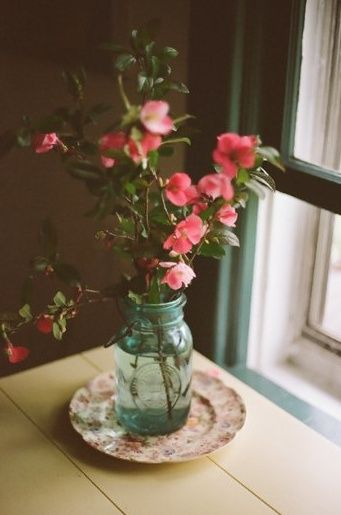 I love flowers fresh from the garden. #CurvyKate #Valentineswishlist