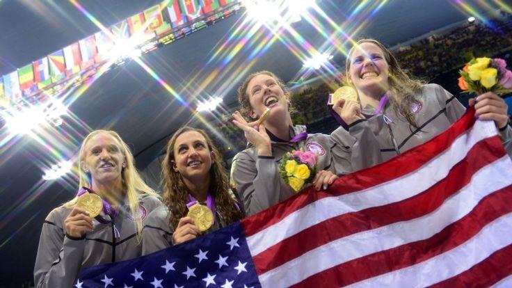 U.S. Olympic swimmer Allison Schmitt takes aim at stigma of depression