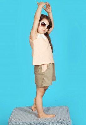 Sandy shorts #kids #summer #silk
