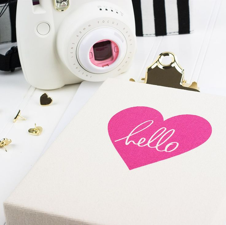 How to take pictures with the Instax Camera and Instax filters @MaggieWMassey for @HeidiSwapp