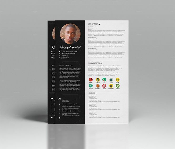 CV Templates – 61+ Free Samples, Examples, Format Download   Free & Premium Templates