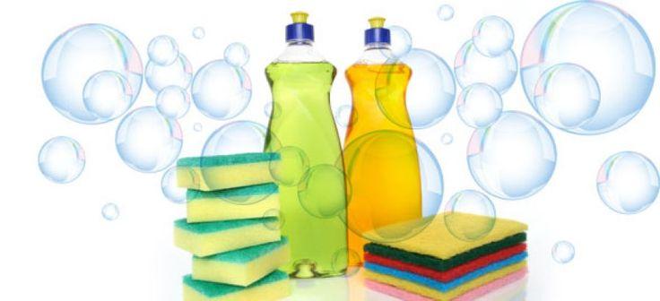 Οι 10 χρήσεις του υγρού απορρυπαντικού πιάτων που δε γνωρίζατε