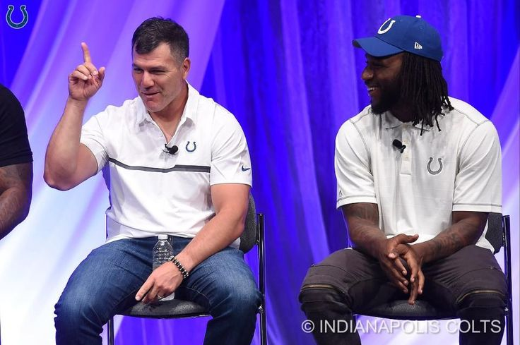 Colts 2017 Town Hall Meeting at Clowes Hall