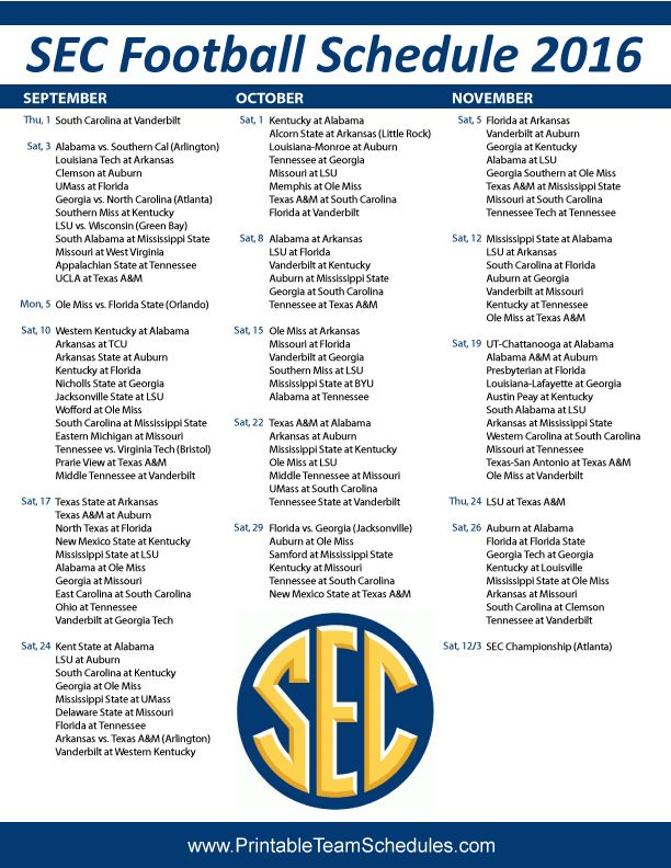 ncaa football matchups this weekends college football schedule