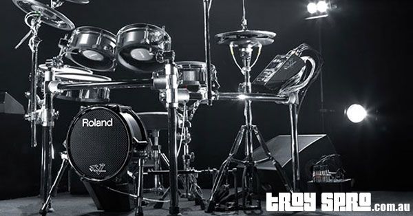 Electronic Drum Kits, what are they and how do they work?
