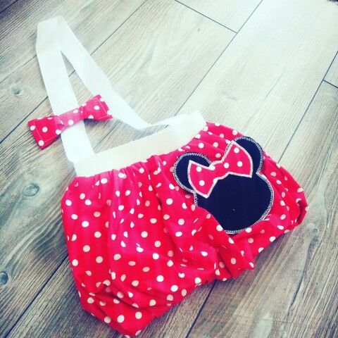 Minnie bubble skirt