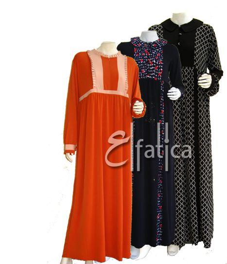 Elfatica – Menjual Busana Muslim Syar'i Keluarga Terbaru