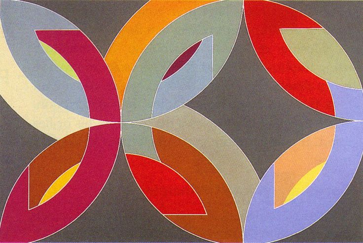 "Фрэнк Стелла (англ. Frank Stella; род. 12 мая 1936, Молден, Массачусетс). ""Абстракционизм - abstract art"" в социальных сетях - http://www.1abstractart.com/---abstract-art"