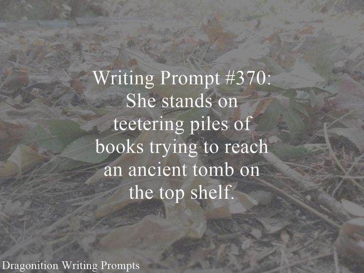 Writing Prompt #370: She stands on teetering piles of books trying to reach an ancient tomb on the top shelf.