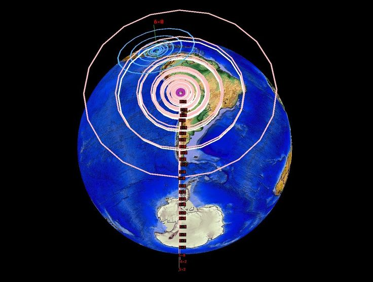 4/02/2014 -- SECOND Large 7.8M earthquake strikes Chile