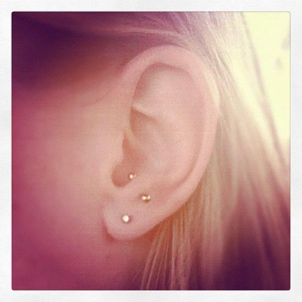 anti-tragus in my ear :)