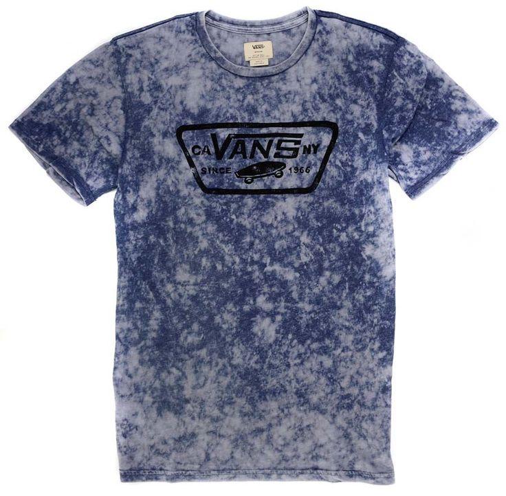 T-Shirt Vans NEBULA Foam Wash
