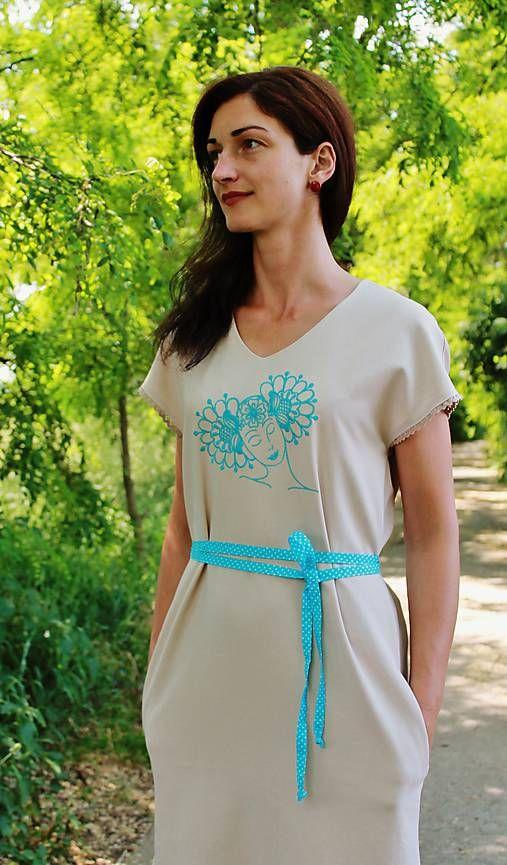 maramanufaktura / dámske šaty /kolekcia SPANILÁ