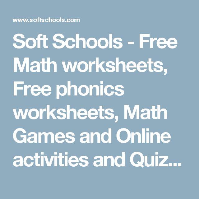Soft Math Worksheets Sharebrowse – Soft School Multiplication Worksheets
