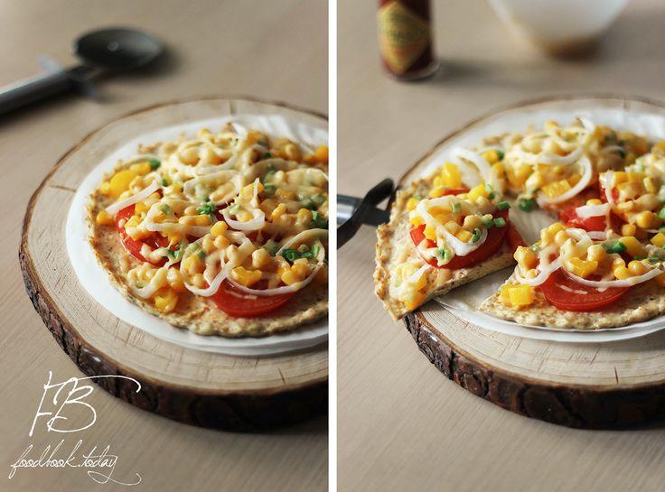 Диетическая пицца | Food Book