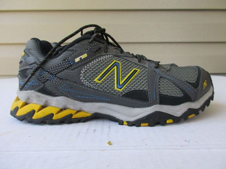New Balance All Terrain 570 men shoes size 8 4E Grey #NewBalance #AthleticSneakers