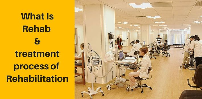 What is Rehab or Rehabilitation? And treatment process of Rehab