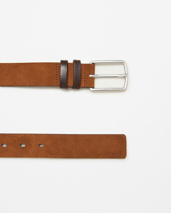 Image 1 of CASUAL BELT from Zara