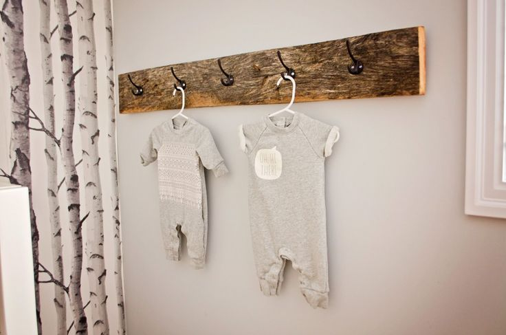 Modern & Chic Woodland Themed Nursery