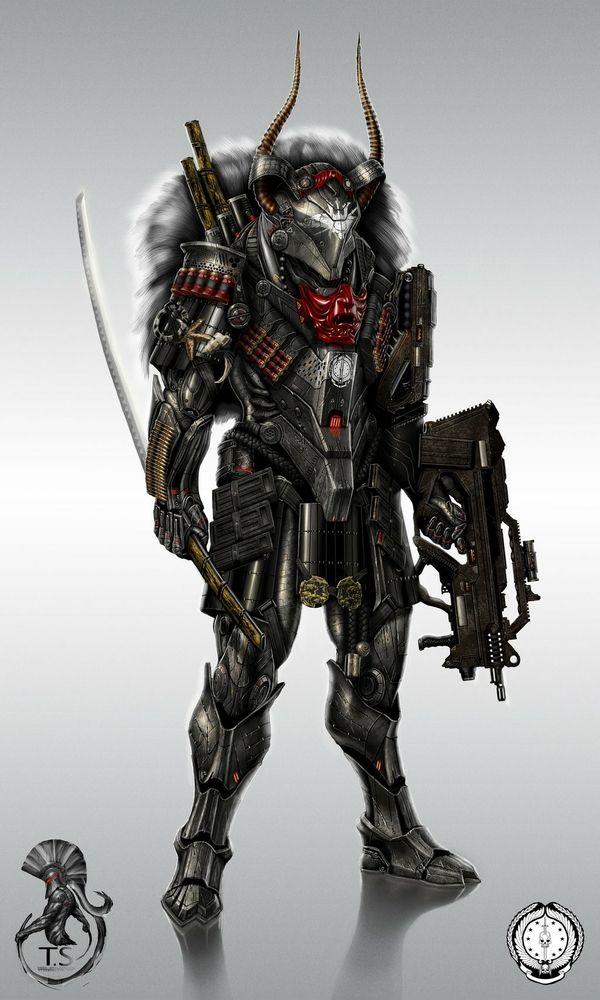 Sci-fi armor | Armor | Pinterest | Armors
