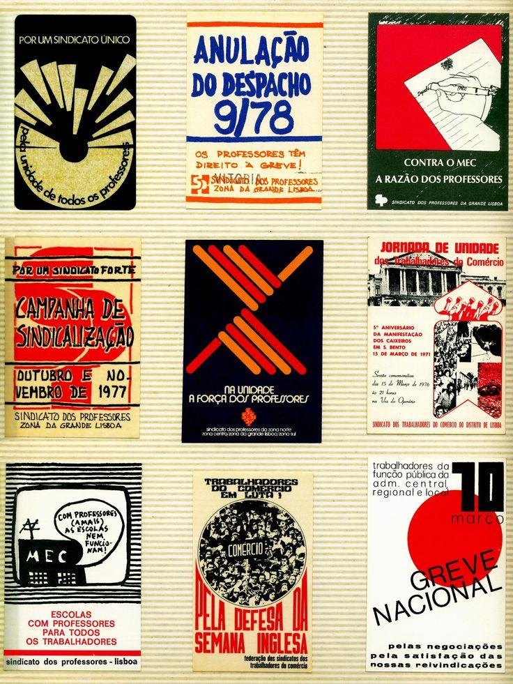 1700 - Sindicatos e Movimento Sindical (1974-1985)