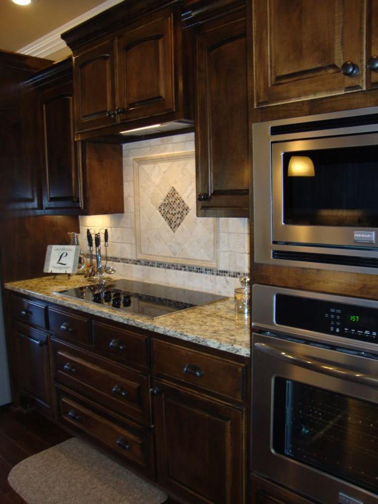 Interesting Subway Tile Backsplashes For Your Kitchen