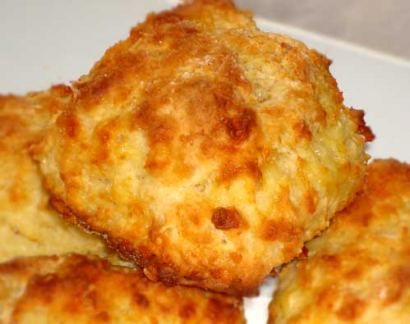 Cheese scones ...