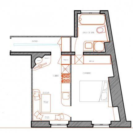 111 best planos casa/home plans images on pinterest | small houses