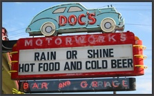 Vintage Neon Signs - TIKI Bar Sign, Tattoos Sign, Bar Sign, Beer Sign, and More!