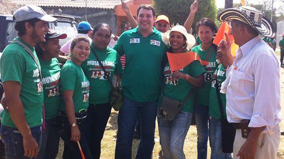 Musa Besaile Fayad y Raymundo Méndez Bechara, la fórmula para el congreso que sin duda será la ganadora en el Municipio de Los Córdobas