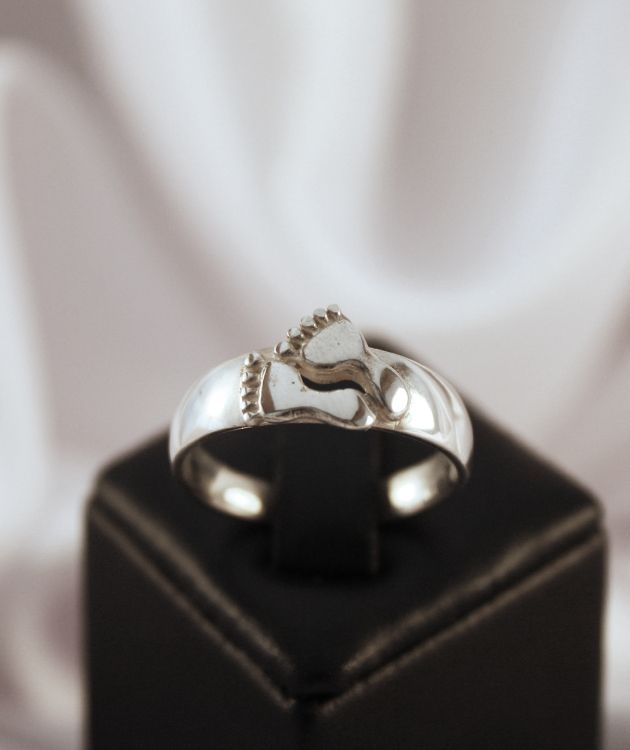 925 Silver Foot Ring | Spoil yourself with NZ made jewellery