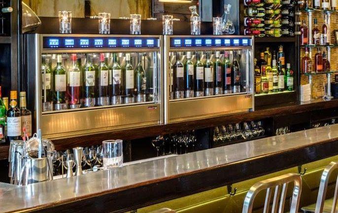 Malbec & Tango House New York US WineEmotion Wine Dispenser