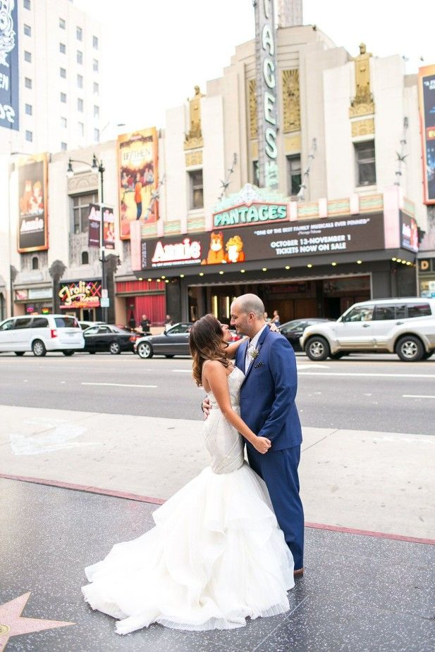 Rustic meets city chic rooftop wedding at the W Hollywood | Los Angeles wedding venues | Southern California hotel wedding venues (Birds of a Feather)