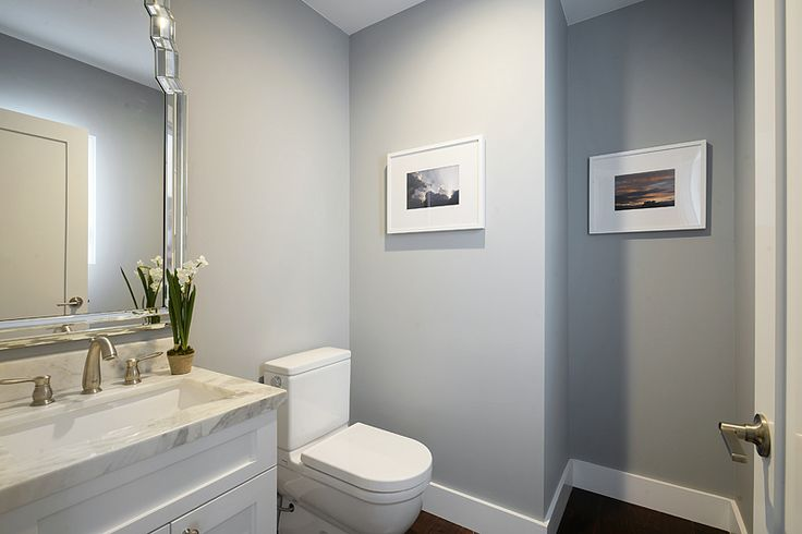 Bathroom Light Gray Walls White Trim Paint Colors