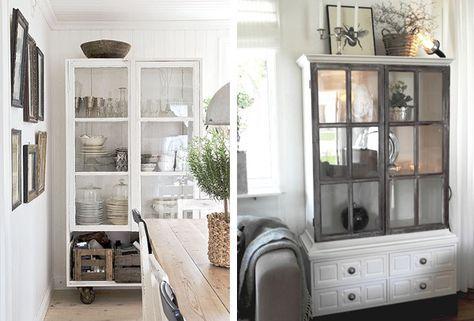 Bygga av gamla fönster - tips & inspiration - Inredningsvis