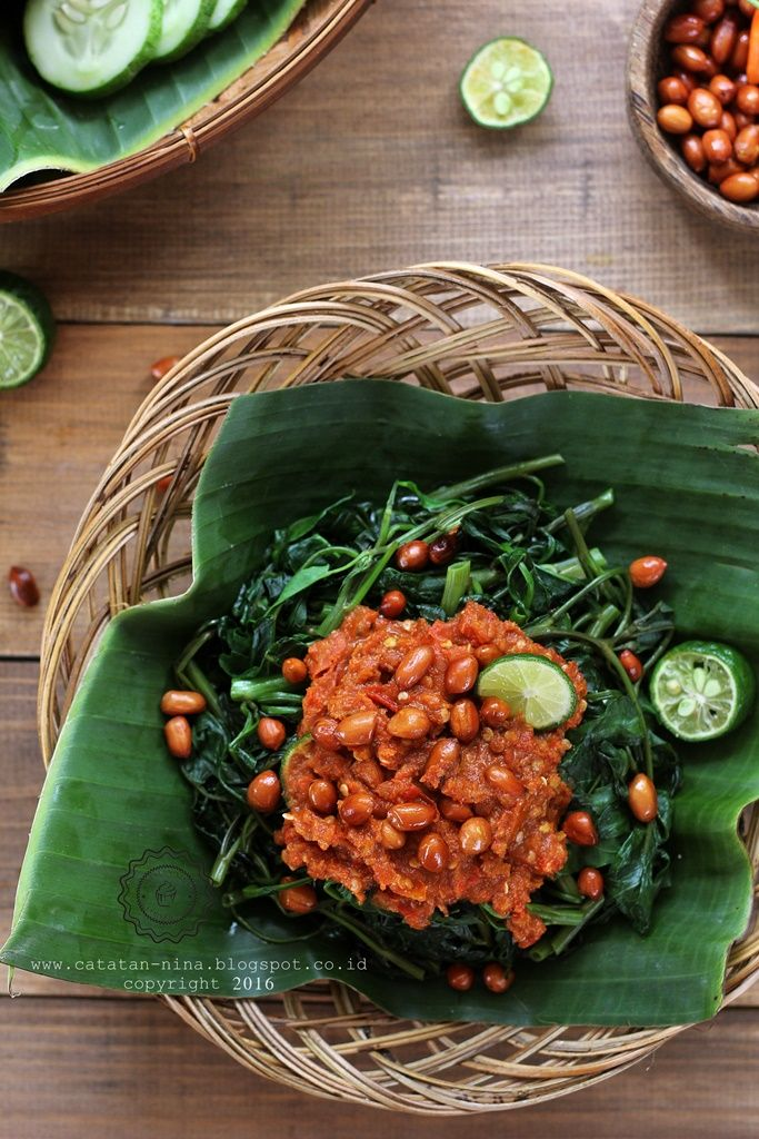 Ayam Taliwang Plecing Kangkung Catatan Nina Resep Masakan Malaysia Resep Makanan Asia Resep Masakan Indonesia